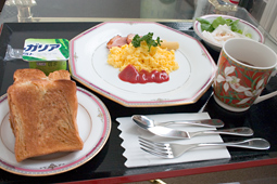 病院朝食5