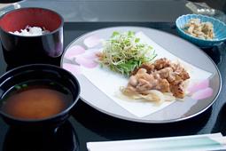 病院昼食4