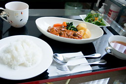 病院昼食6