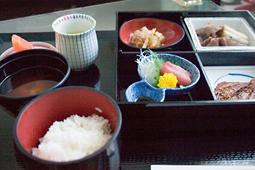 病院夕食4