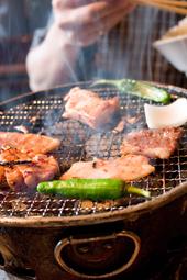 焼き肉ディナー