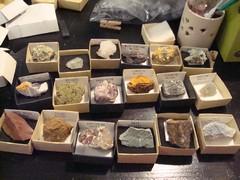 原石コレクション?