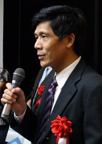 陳志清先生
