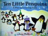 Ten Little Penguins: A Pop-Up Countdown Adventure