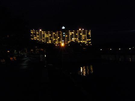夜のルネッサンス リゾート オキナワ