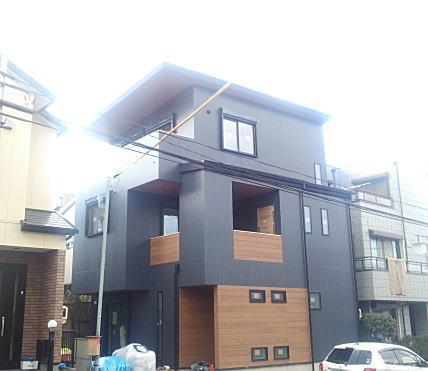 三階建て住宅