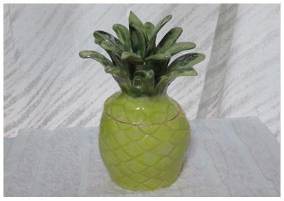 パイナップルの器
