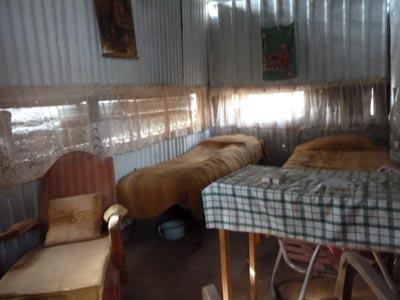 フレッドのベッドルーム
