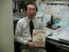高橋氏と書籍