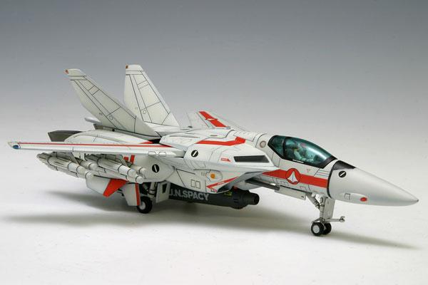 超時空要塞マクロス 1100 VF-1J バルキリー ファイター 一条輝機 03