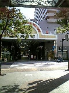 高松市 片原町商店街