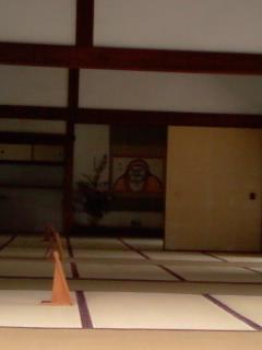 天龍寺のだるま