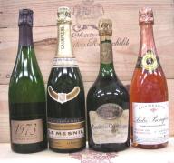 オールドヴィンテージシャンパンのゴージャス古泡会(ワイン会)です