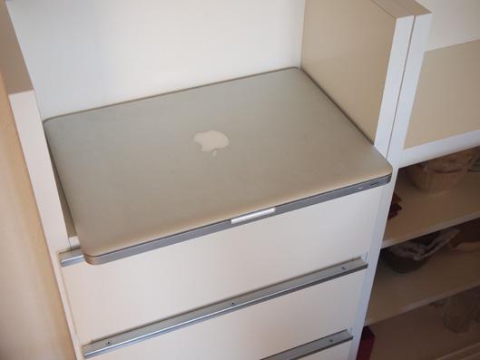 愛用のMacBook Proがすっぽり入るけど