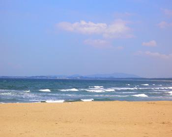9月4日の海