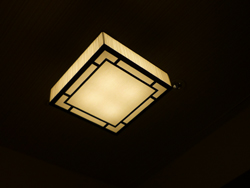 ホテルモントレ照明