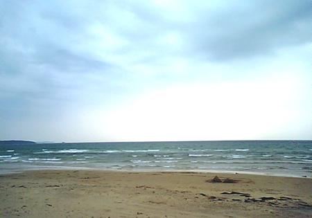 7/3の海