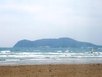 2月7日の海
