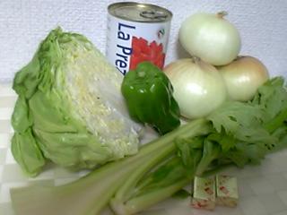 トマトスープ 材料