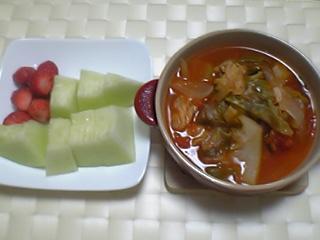 1日目 昼食