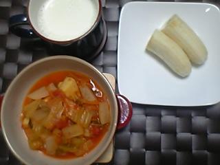 4日目 朝食