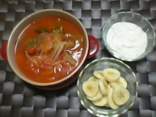 4日目 夕食