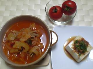 5日目 夕食