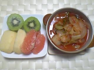 7日目 昼食