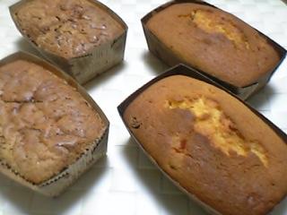 パウンド&マーブルケーキ