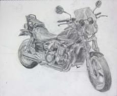 アートスクール絵画作品