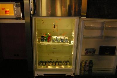 冷蔵庫水槽