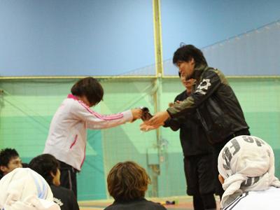 MVPは初参加でチームの優勝に貢献したノリさん