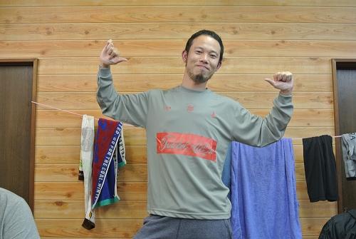 アーザ合宿限定プラシャツ(長袖)