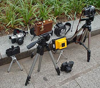 針穴カメラ