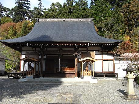 富蔵山 岩殿寺