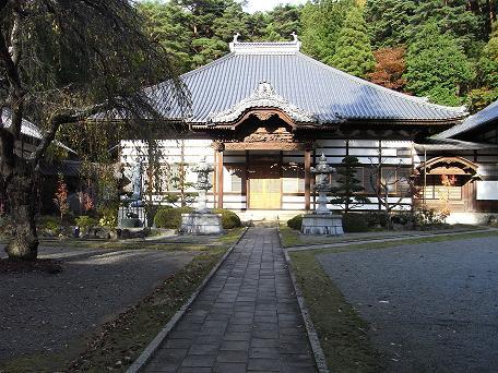 龍澤山 碩水寺