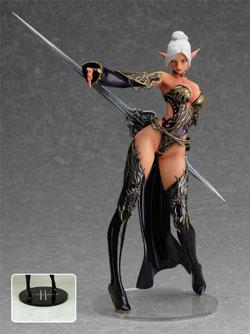 LineageII DarkElf Female PVCフィギュア