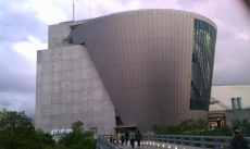 「ONE PIECE展」大阪会場のある建物全景