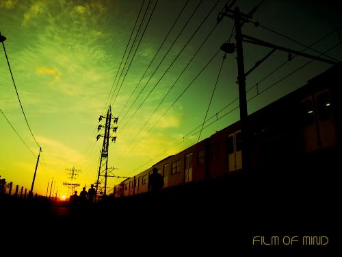デジクロ電車