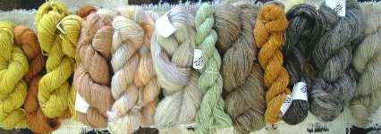 手紡ぎ糸(grass heart)
