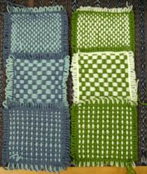 フレーム織りの基本