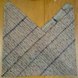 裂き織り布を何に