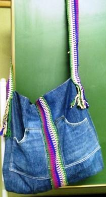 縦密ベルト織り