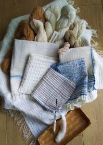 DSC_1782 棉紡ぎ糸とハンカチ.jpg