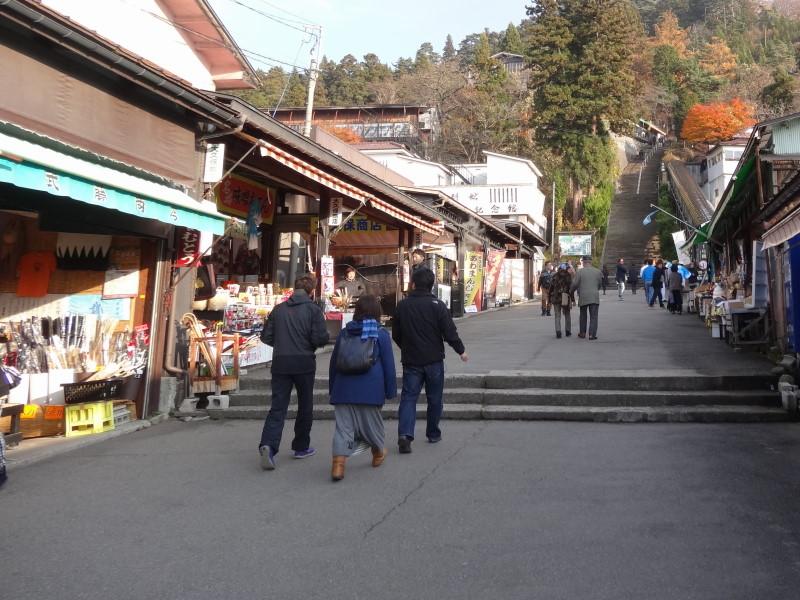 飯盛山 観光