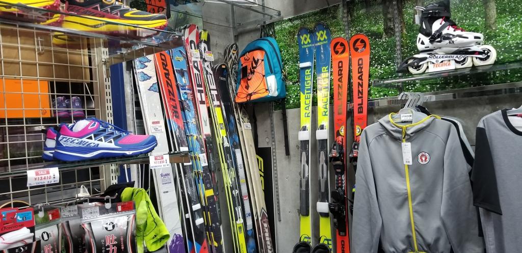 スキーウェアー