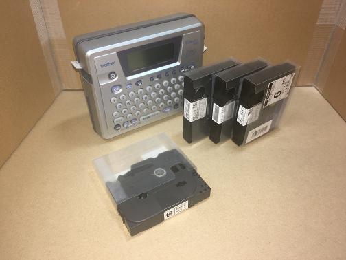 brother P-touch 18R/テープカセットのフォルダ ver.β/イメージ
