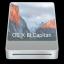 OS X El Capitan/半透明を被せた