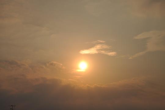 太陽 2011-9-9