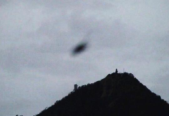 UFO (撮影 武良信行)